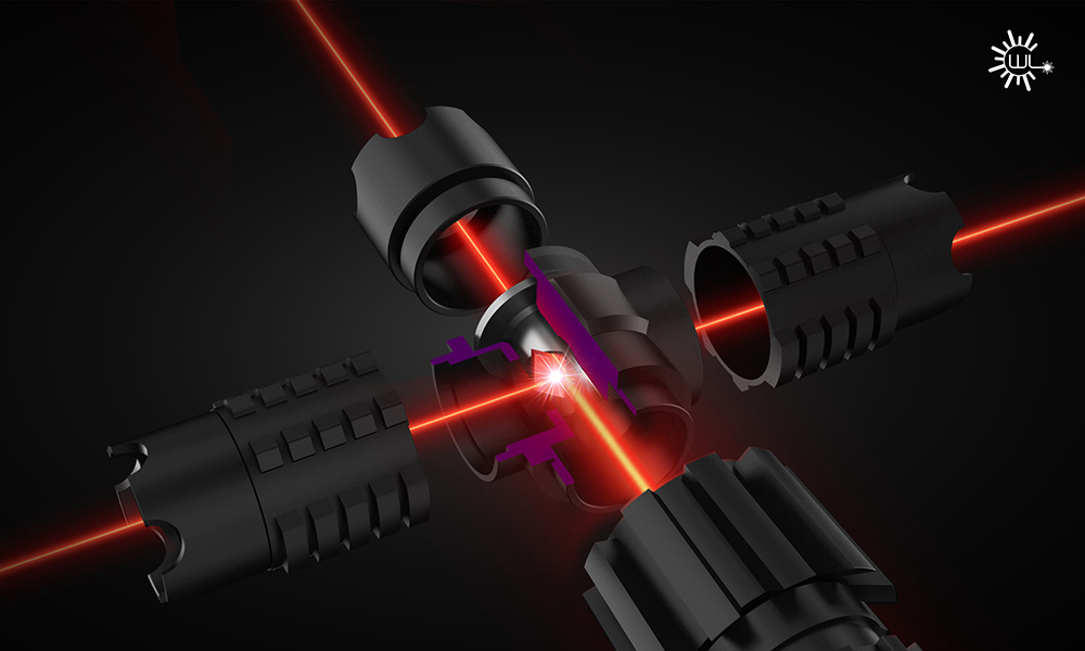 Wicked Lasers | Crossguard