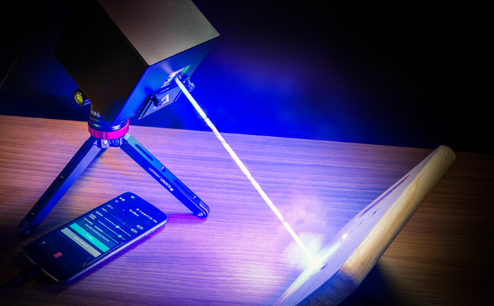 LaserCube - The World's First Portable Laser Light and Laser